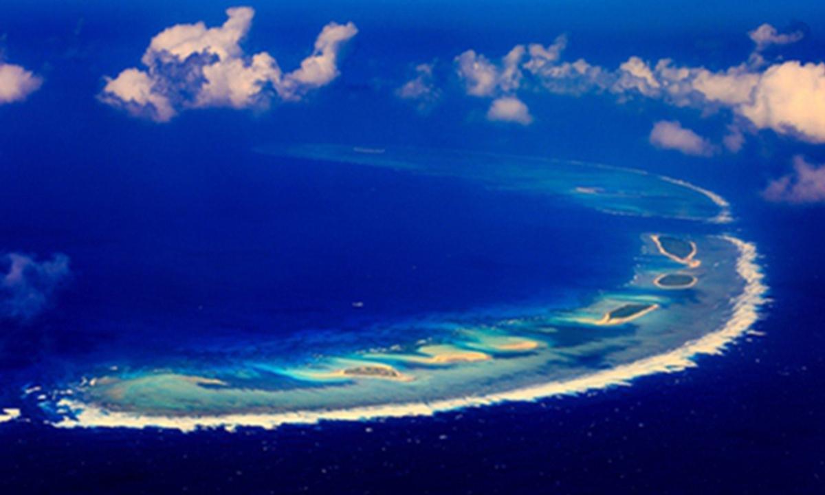 Xisha Islands in the South China Sea Photo: VCG