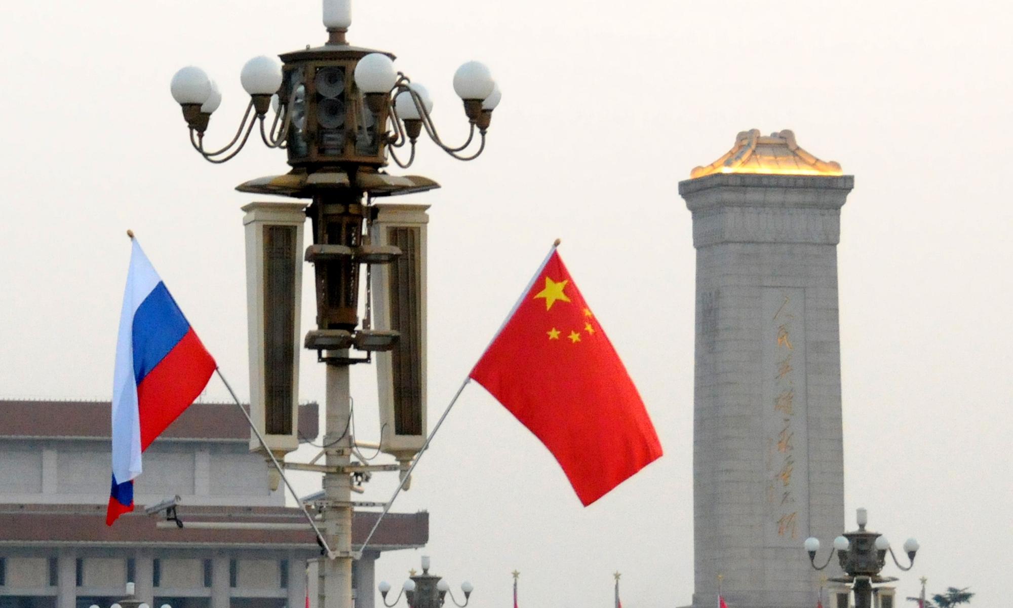 China-Russia Photo: VCG