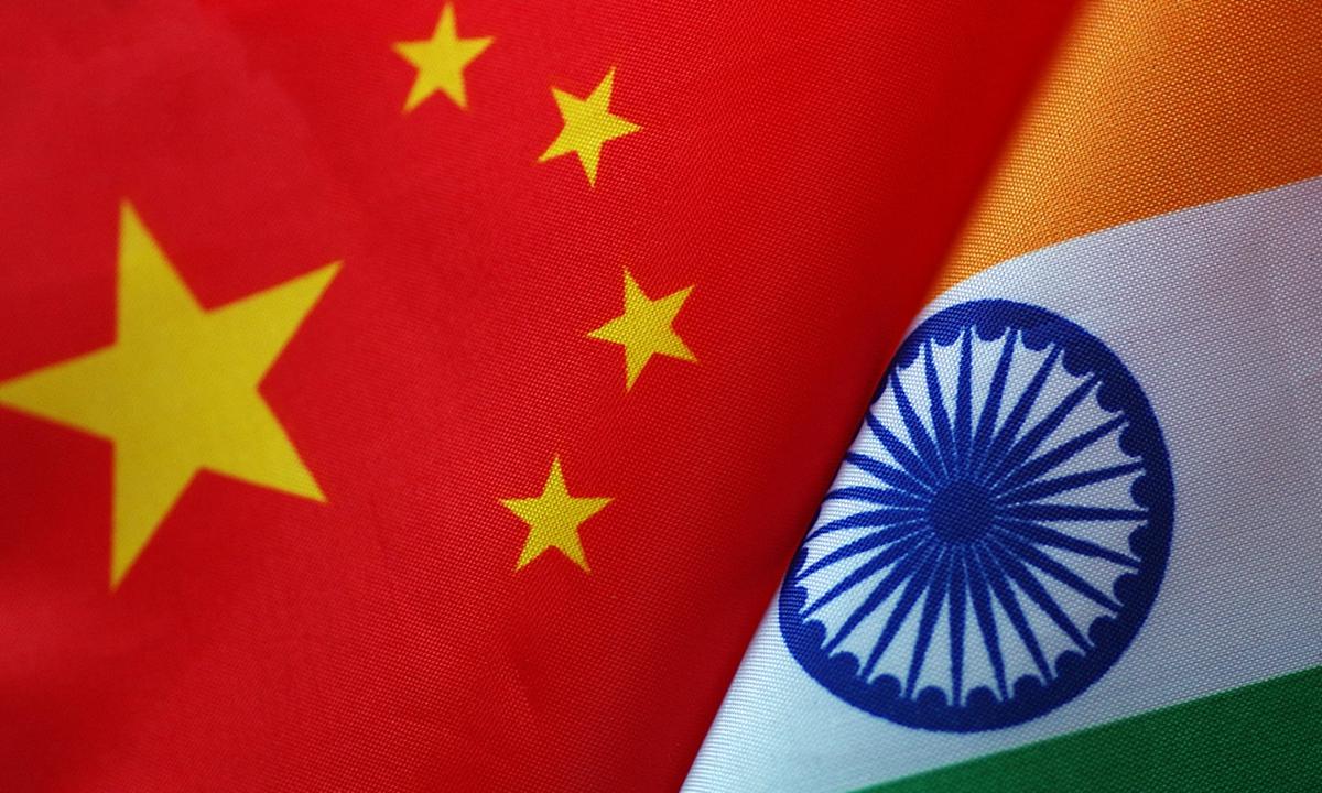 China India. Photo: VCG
