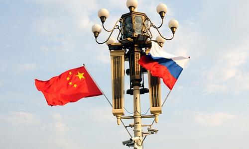 China Russia. Photo: VCG