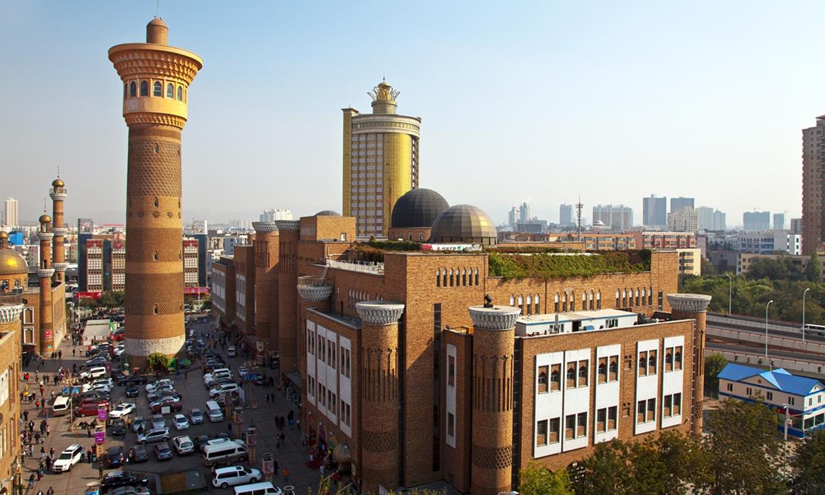 Xinjiang. File Photo: VCG