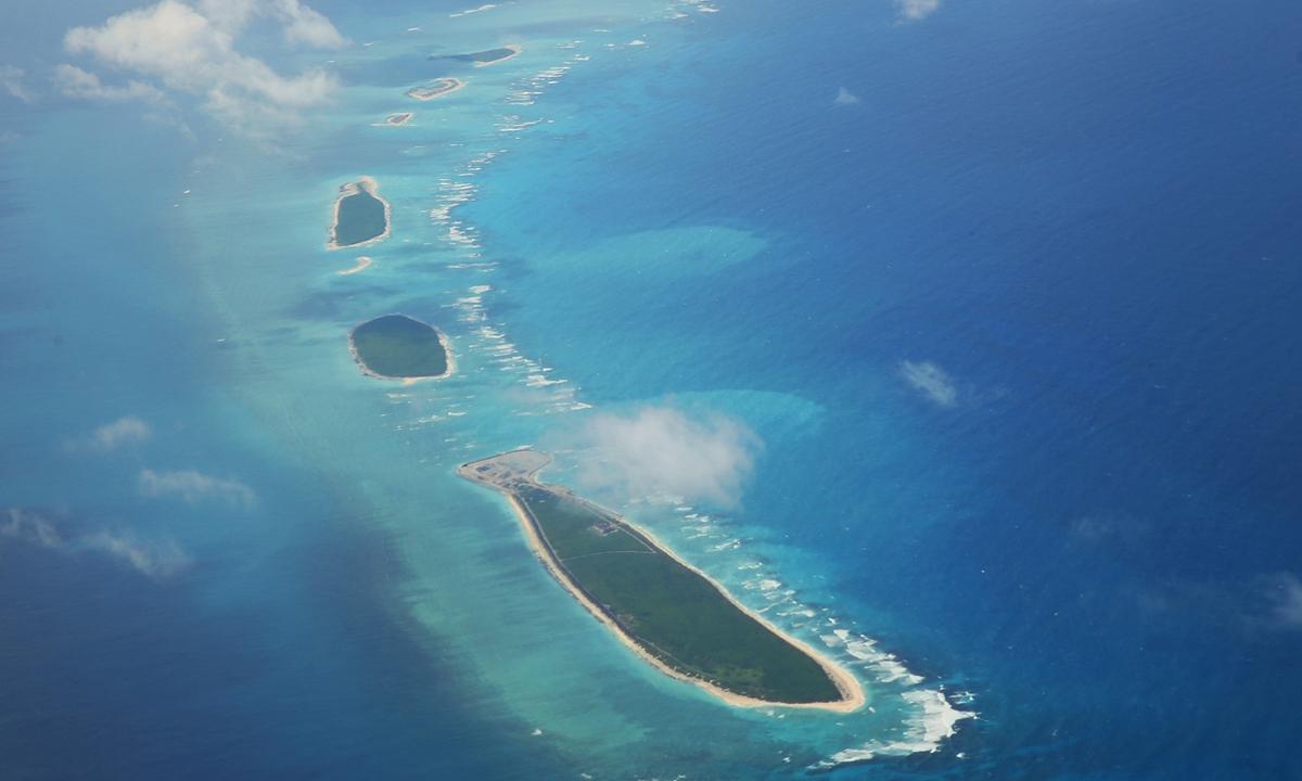 South China Sea Photo: VCG