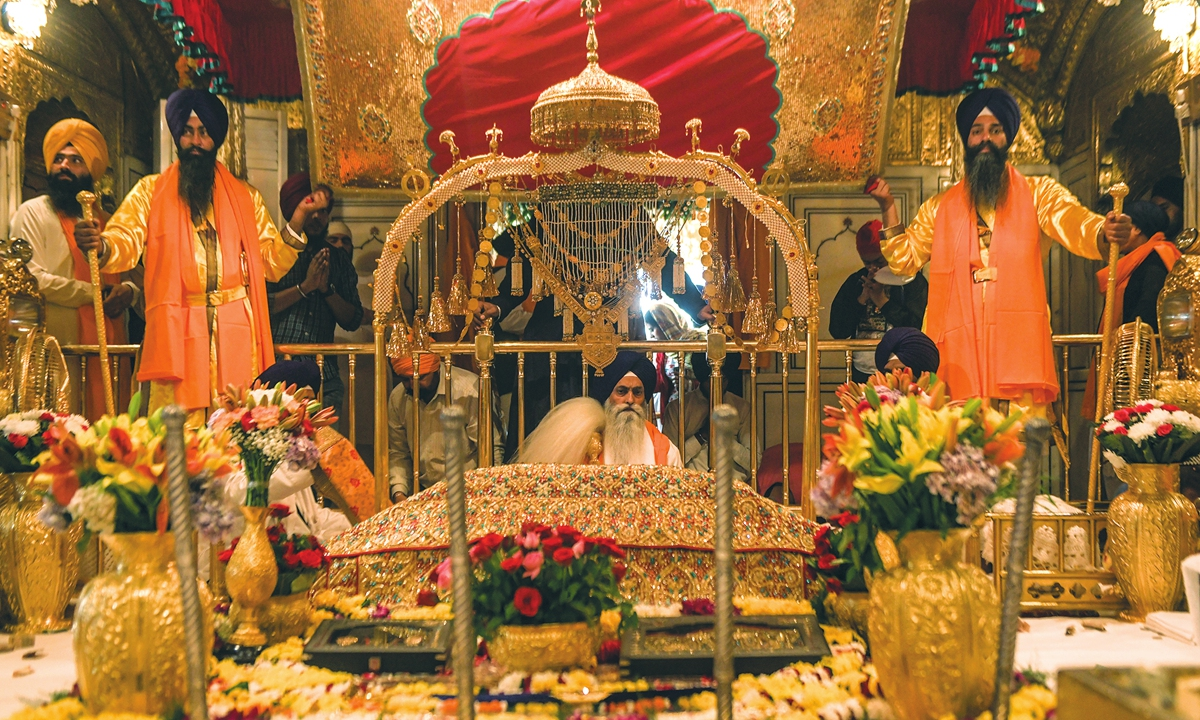 Inside the Golden Temple - Global Times