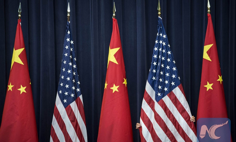 China US Photo: Xinhua