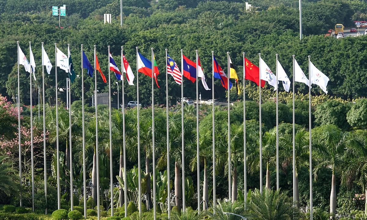 China-ASEAN Photo:VCG