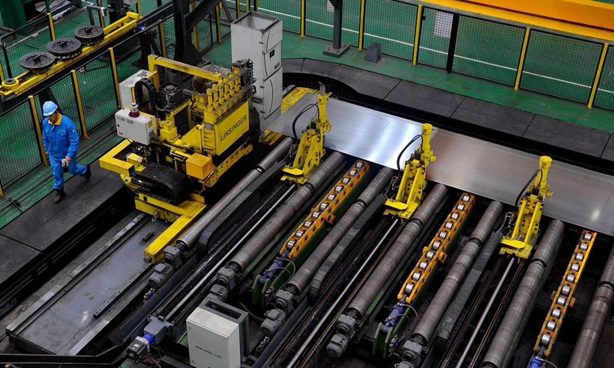 Industry PMI Photo:VCG