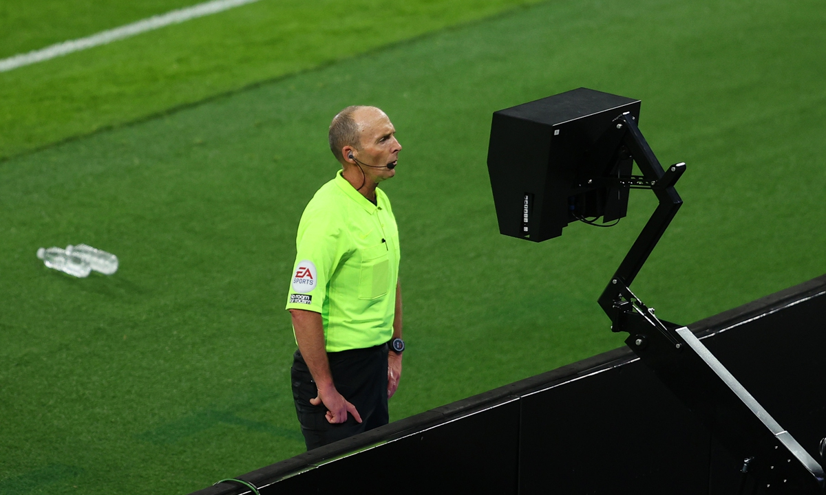 VAR OUT - Global Times