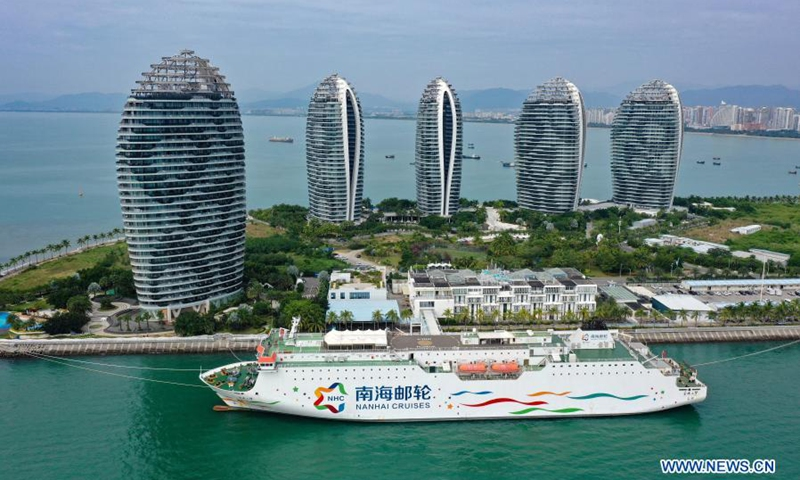 Hainan's expo underscores China's opening-up resolve to integrate with the world