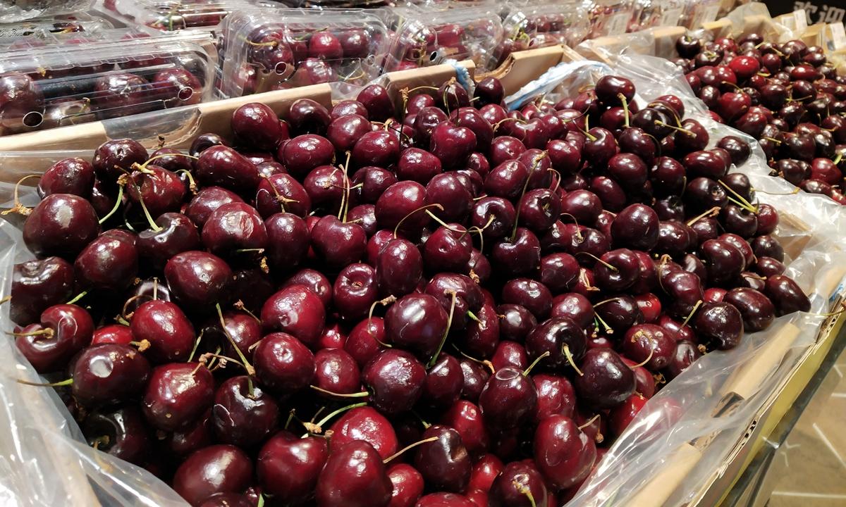 Chilean cherries Photo: IC
