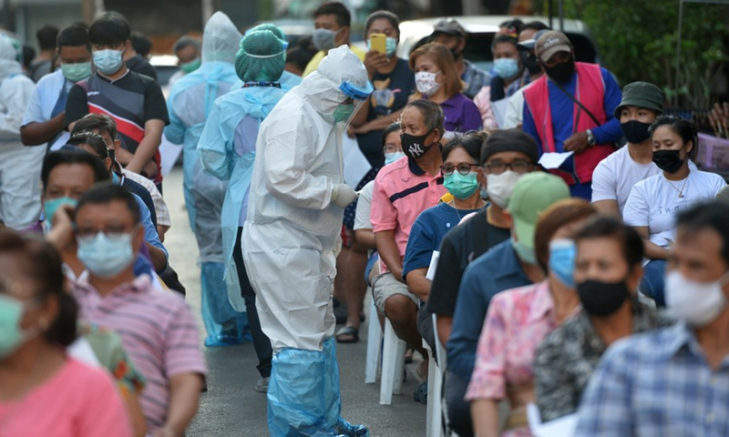 Thailand reports 427 new COVID-19 cases, stricter regulations expected this  week - Global Times