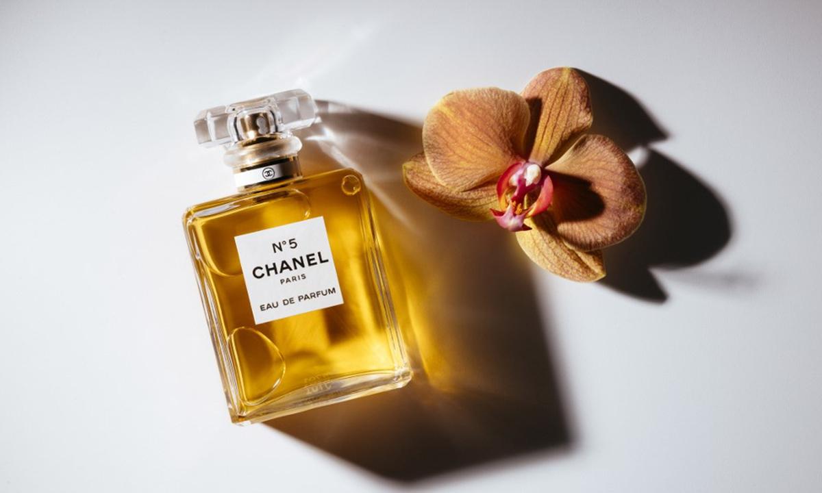 Perfume Chanel No. 5 Photo: AFP