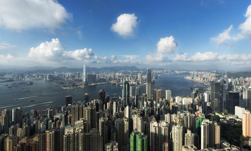 Hong Kong Photo:VCG