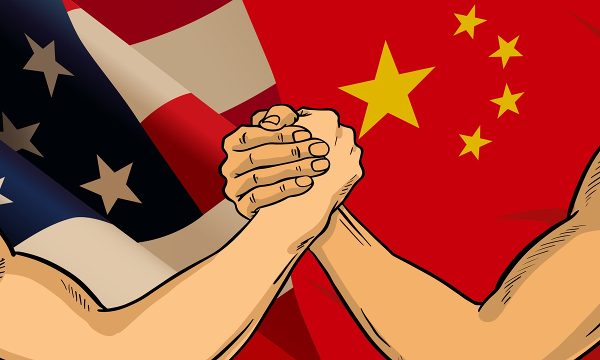 China-US Photo:GT