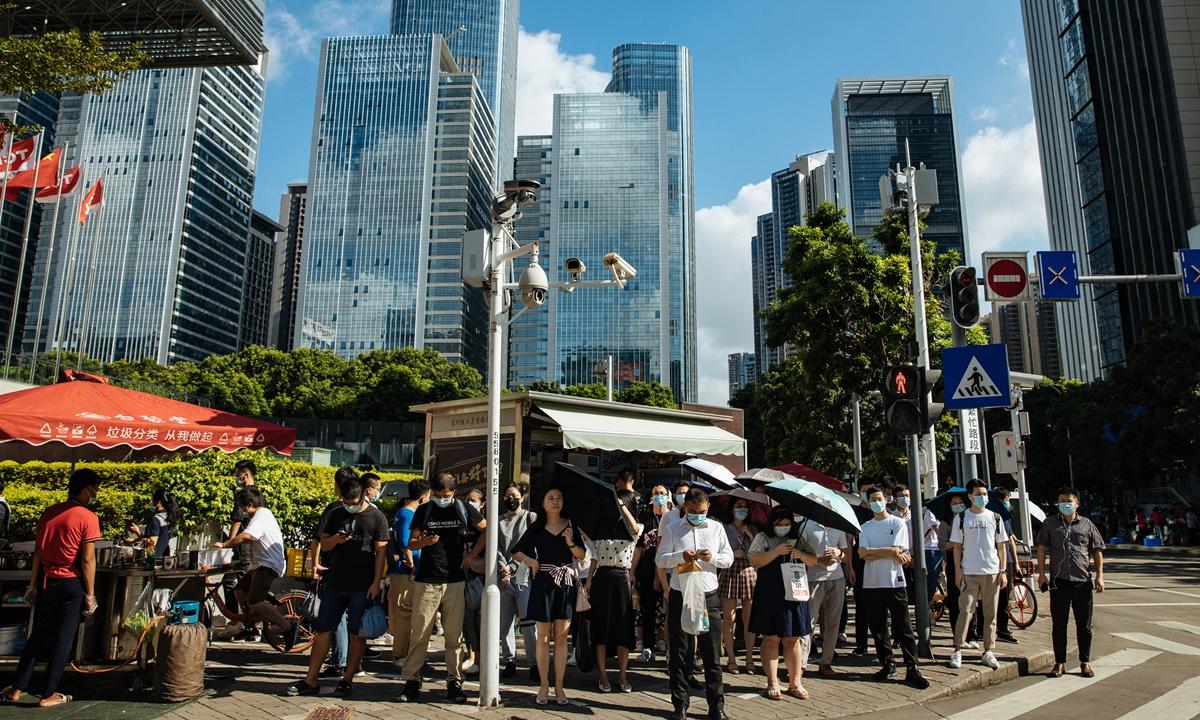 Shen Zhen photo: Li Hao/GT
