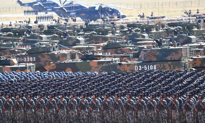 defense budget Photo:Xinhua