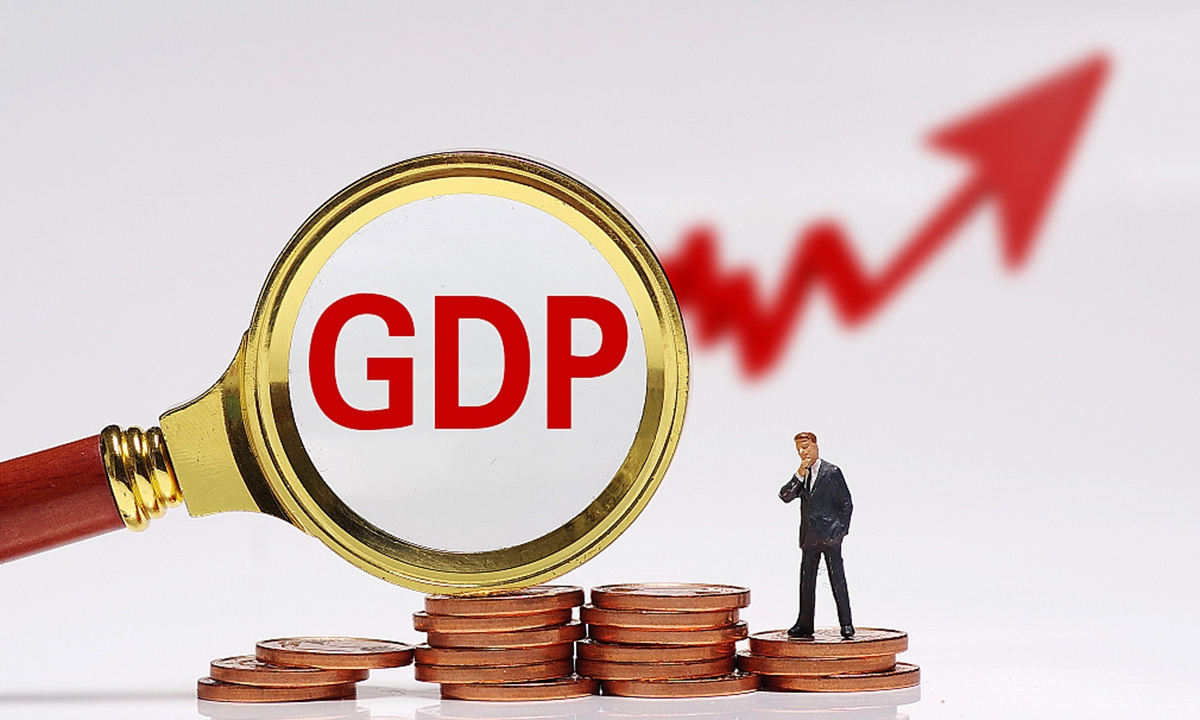 GDP photo:VCG