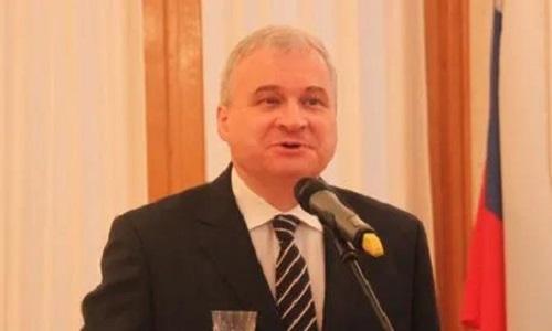 Andrey Denisov, Russian Ambassador to China
