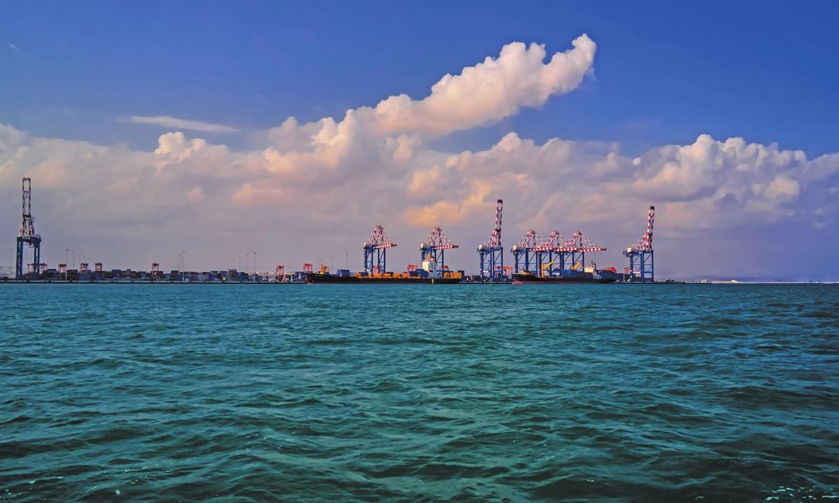 A general view of Djibouti Photo: VCG