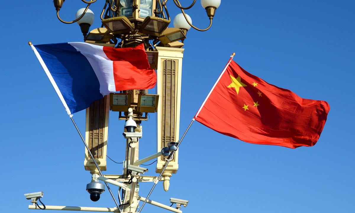 China France File photo: cnsphoto
