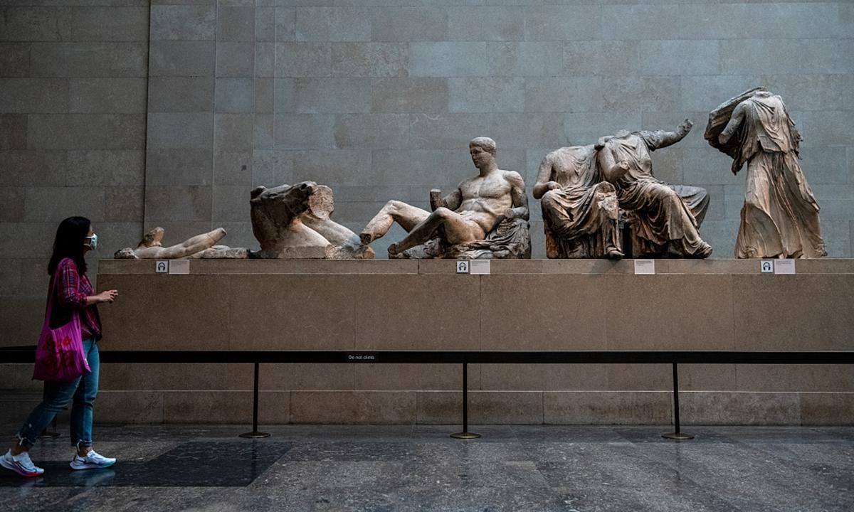 Parthenon Photo:VCG