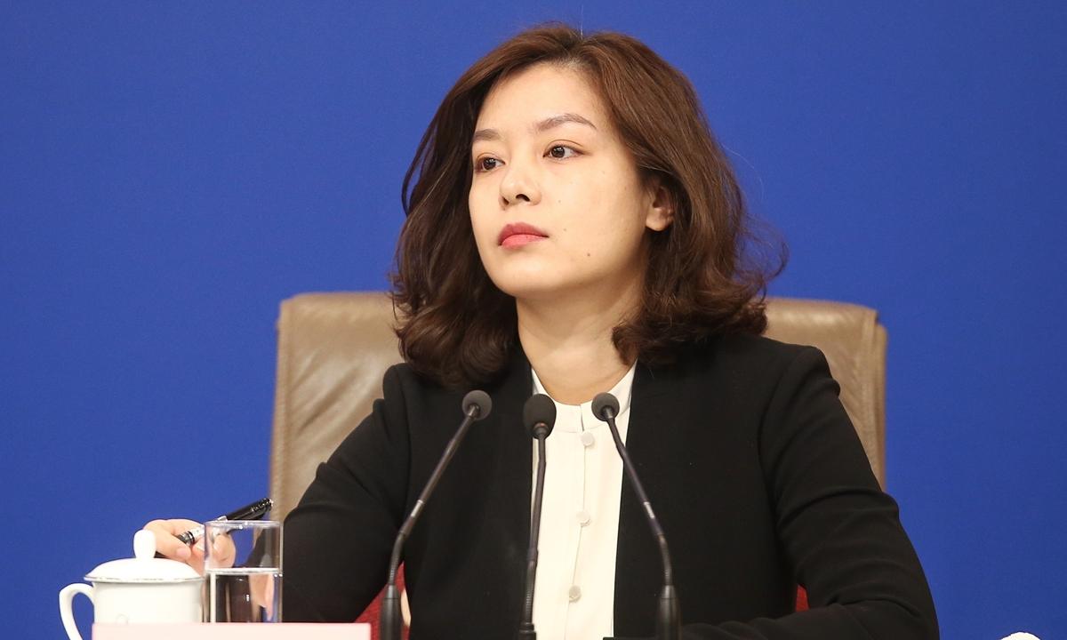 Zhang Jing Photo: IC