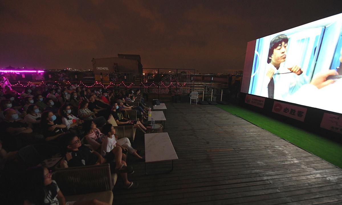 Beijing International Film Festival file photo:VCG
