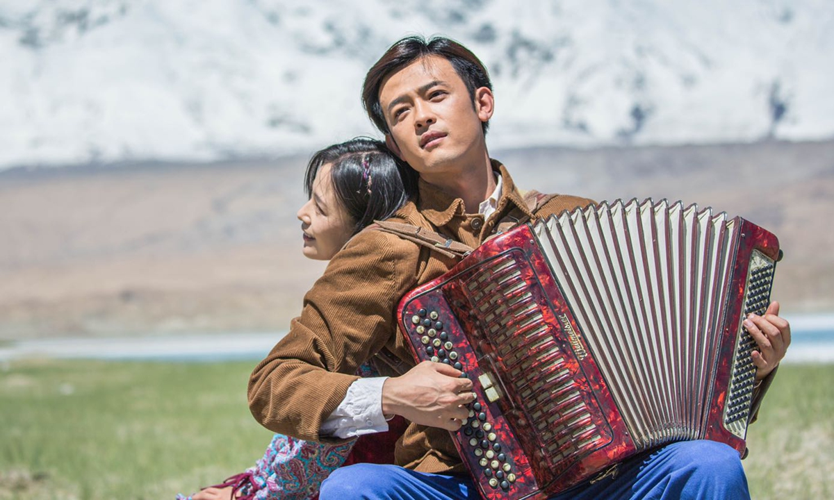 Promotional material for <em>The Wings of Songs</em> Photos: Courtesy of Zhao Zhao