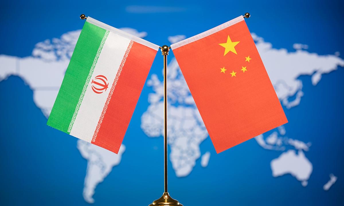 China Iran Photo:VCG