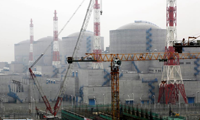 Photo taken on December 22, 2018 shows generators of the second phase at Tianwan Nuclear Power Plant in Lianyungang city in East China's Jiangsu Province. Photo: Xinhua
