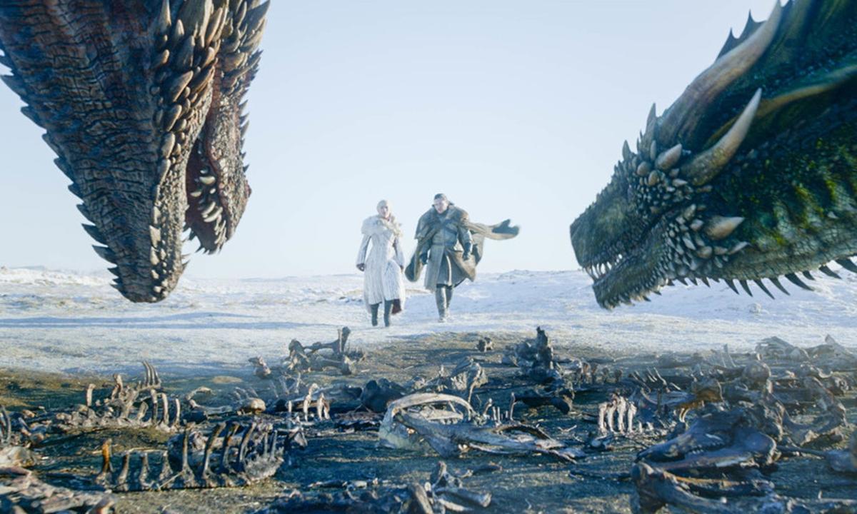 Stills from <em>Game of Thrones</em>  Photos: IC