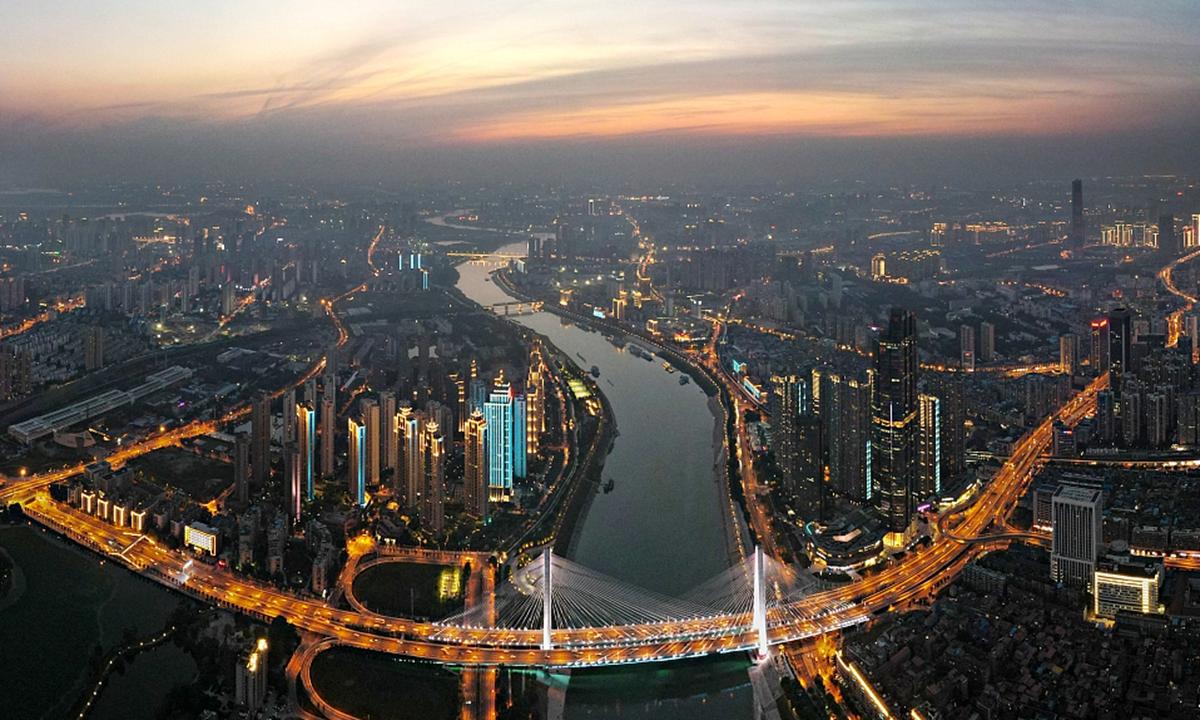 Wuhan Photo: VCG