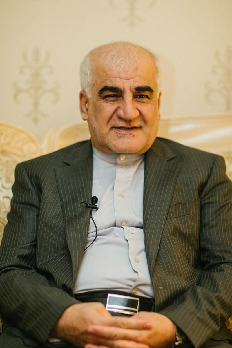Iranian Ambassador to China, Mohammad Keshavarzzadeh Photo: Li Hao/GT