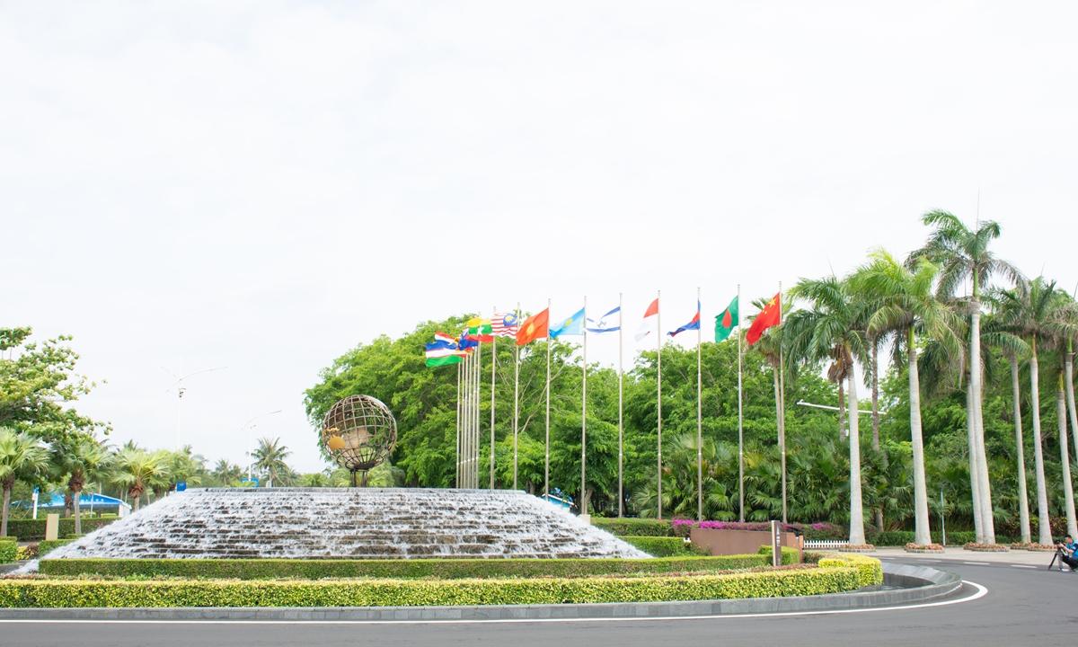 Boao Forum of Asia Photo:Chi Jingyi/GT
