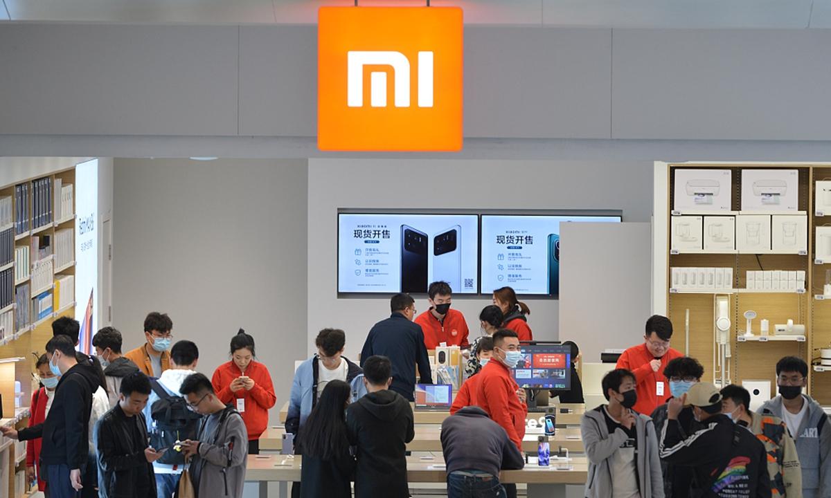 Xiaomi photo:VCG