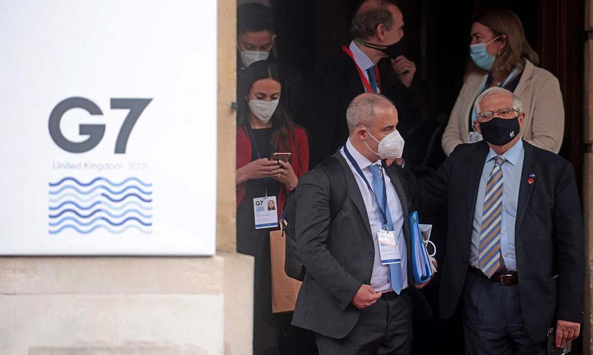 G7 Photo: VCG