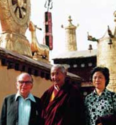 Epstein in Tibet