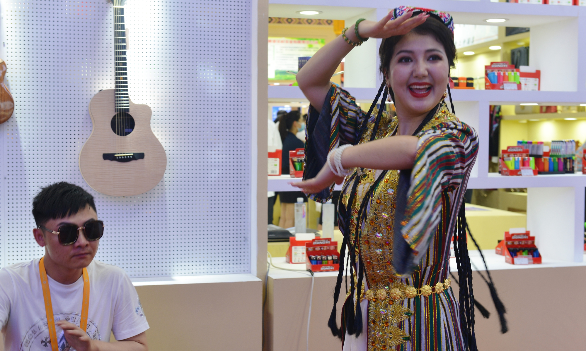 China International Consumer Products Expo. Photo: Zhao Juecheng/GT