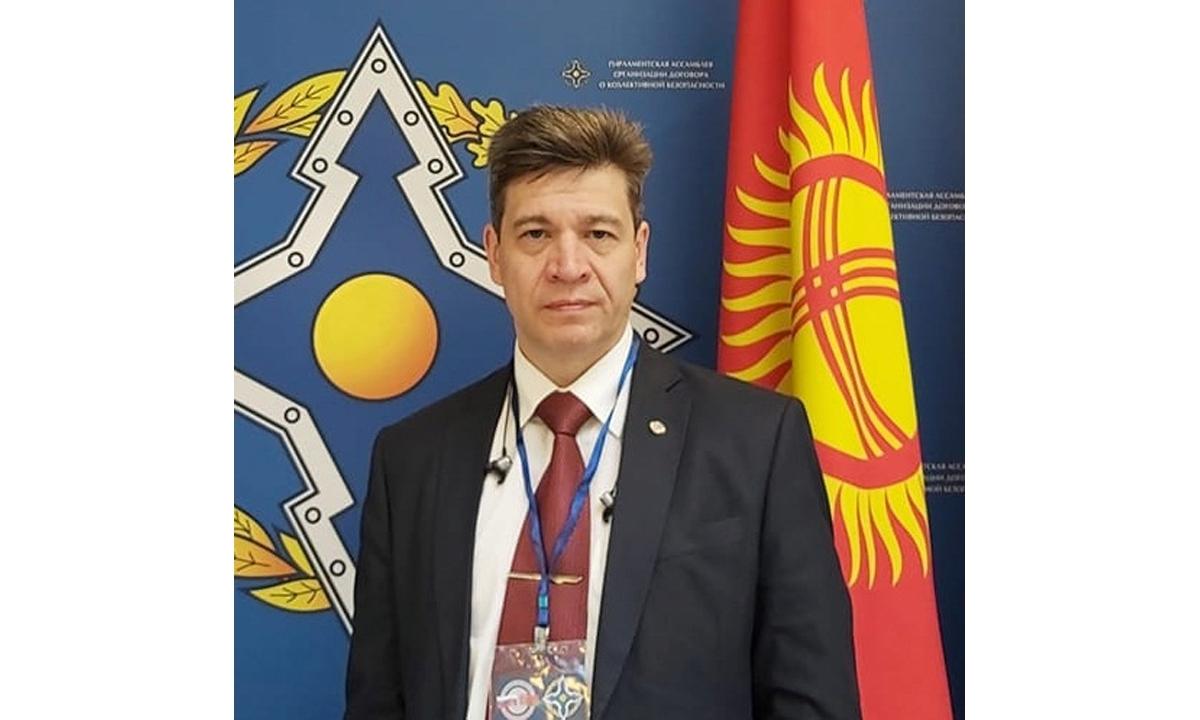 Vladimir Kolotov. Photo: Courtesy of He Lei