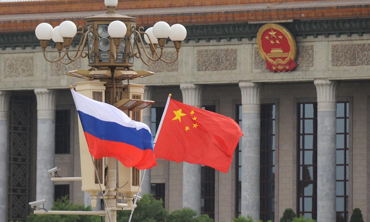 China Russia Photo:VCG