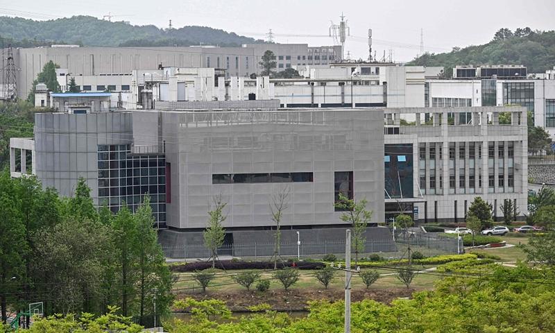 Wuhan Institute of Virology Photo:VCG