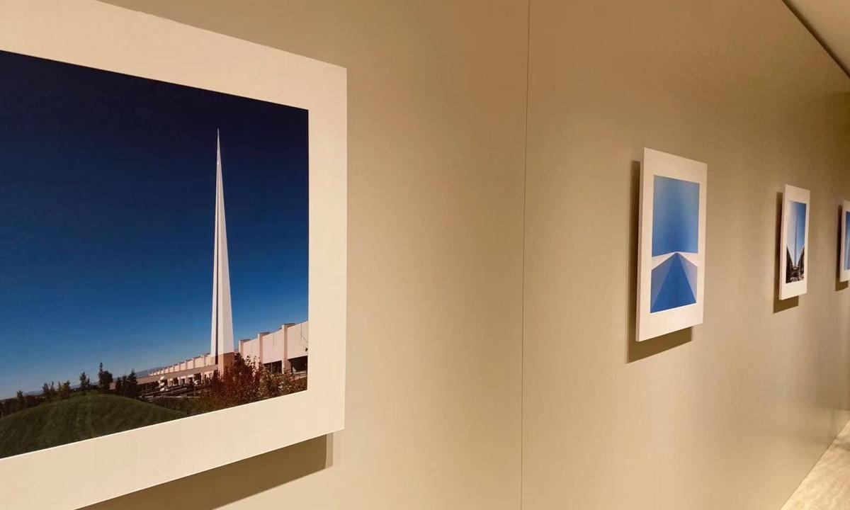 The display of Claudio Silvestrin's masterpieces Photo: Courtesy of GIADA