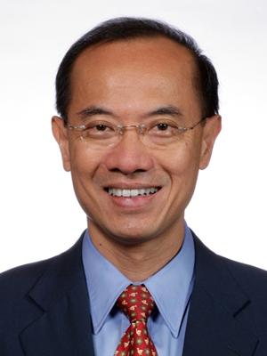 George Yeo Photo: Courtesy of Yeo