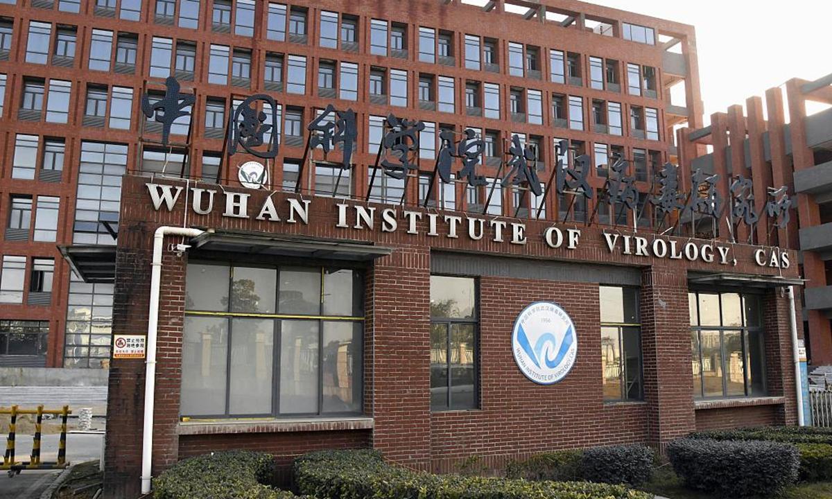 Wuhan Institute of Virology Photo: VCG