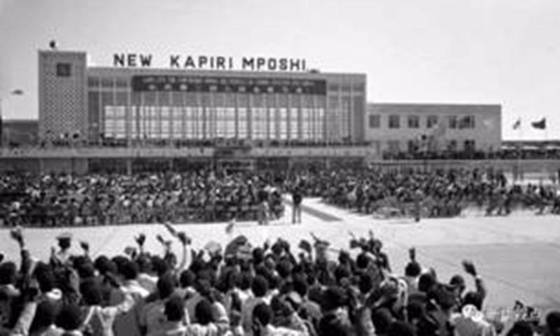 Tazara Handover Ceremony, July 16, 1976