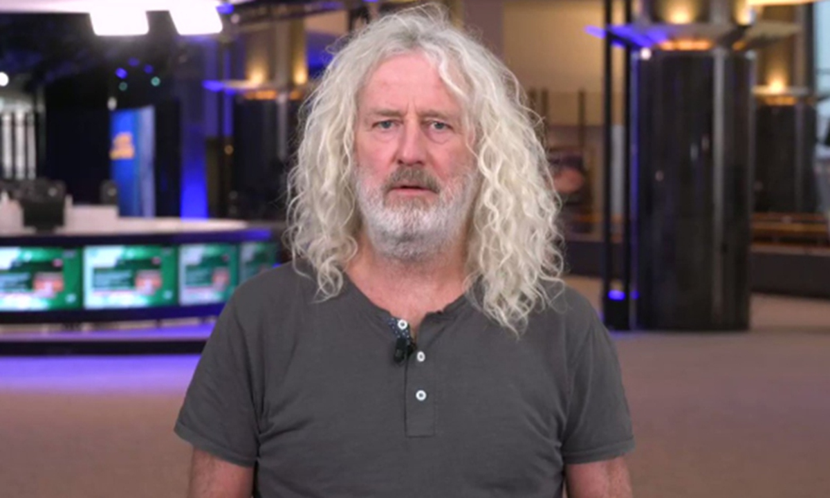 Mick Wallace, the Left group in the European Parliament. Photo: Mike Wallace personal Twitter account