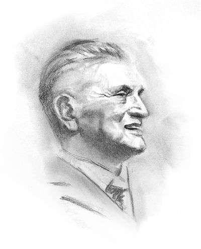 Portrait of Arce