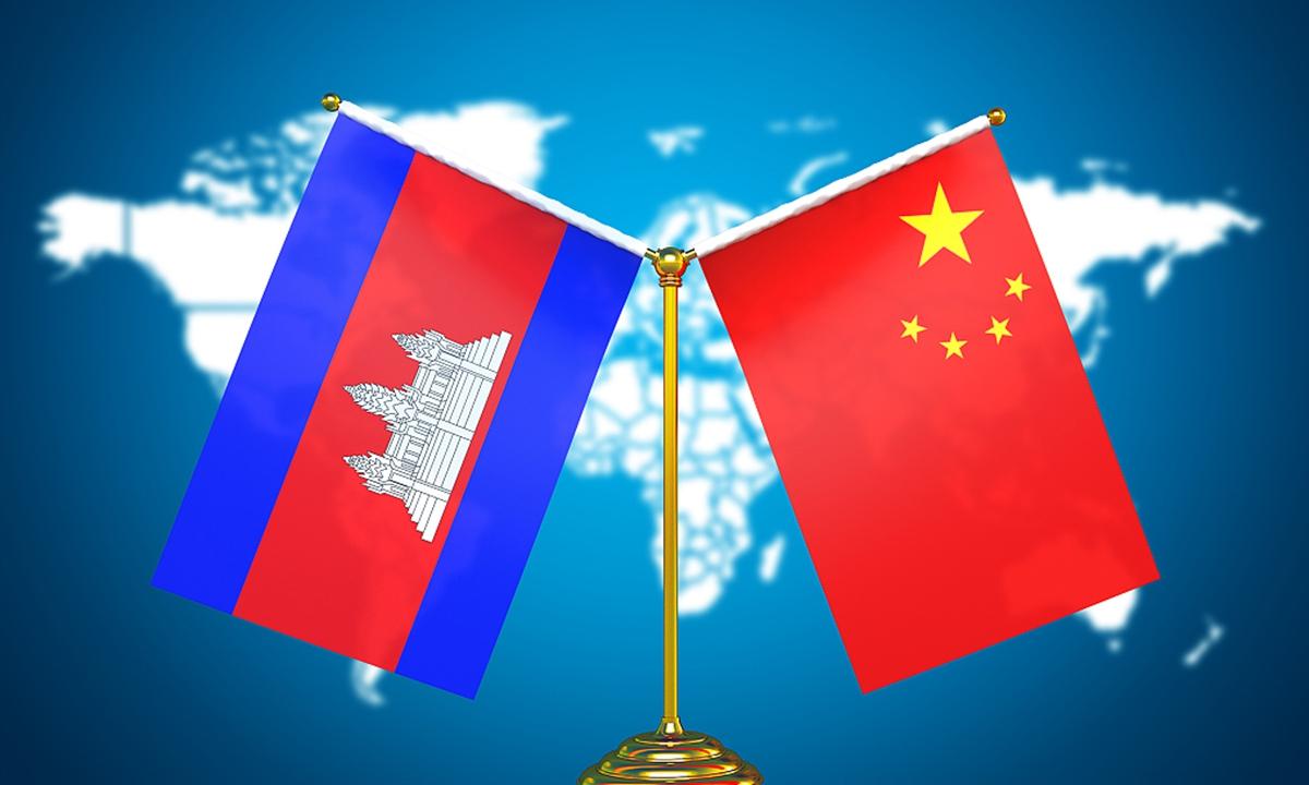 China-Cambodia Photo: VCG