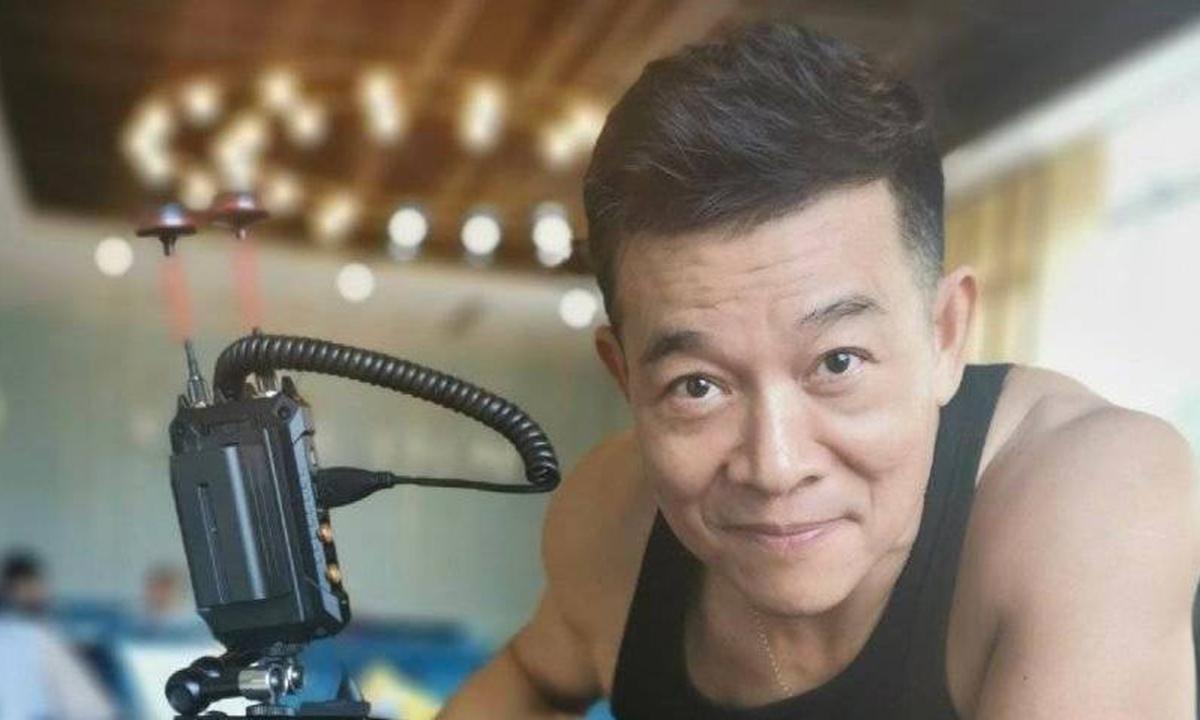 Actor Ben Ng Photo: Sina Weibo