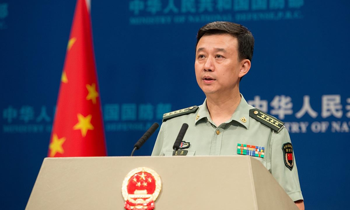 Wu Qian File photo; CFP