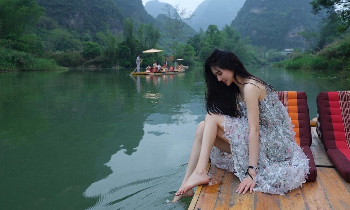 Xiaoran Photo: Sina Weibo